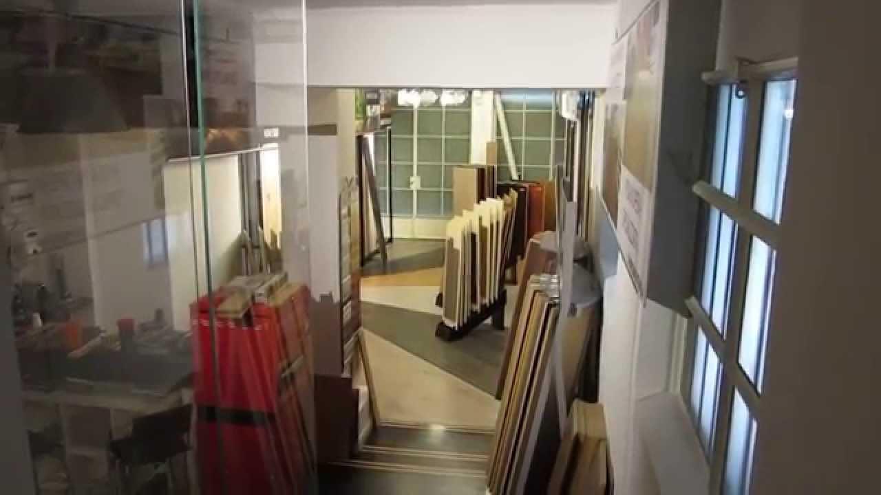 video negozio casa del parquet - YouTube