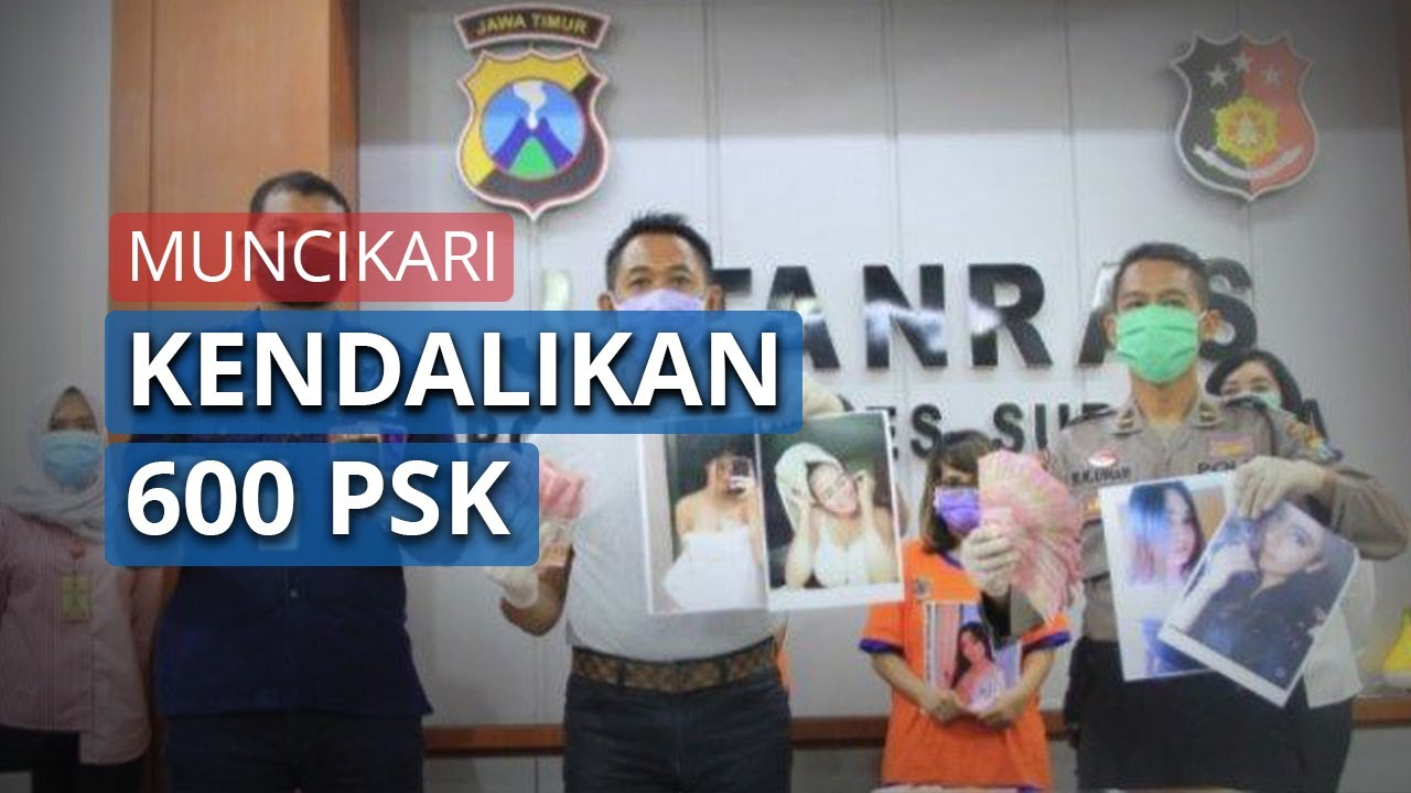 Janda Jadi Muncikari Di Sidoarjo Kendalikan 600 Psk Lewat Prostitusi Online Tarif Hingga Rp25 Juta Youtube