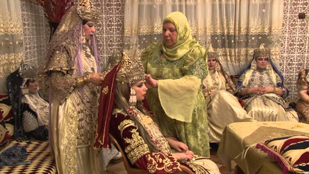 Rites And Craftsmanship Associated With The Wedding