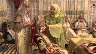 Rites and craftsmanship associated with the wedding costume tradition of Tlemcen