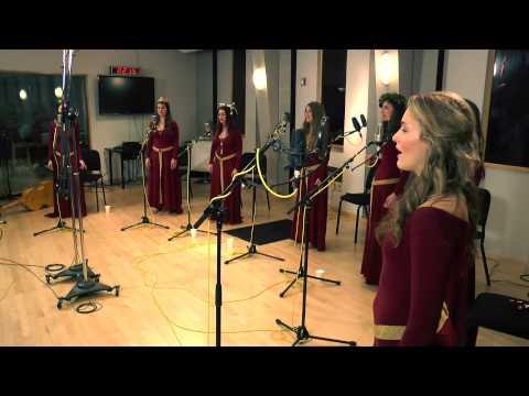 "Skyline Sessions: Mediaeval Baebes - ""Gaudete"""