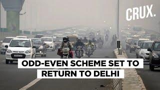 Odd-Even In Delhi From November 4 to 15, Says Arvind Kejriwal | CRUX
