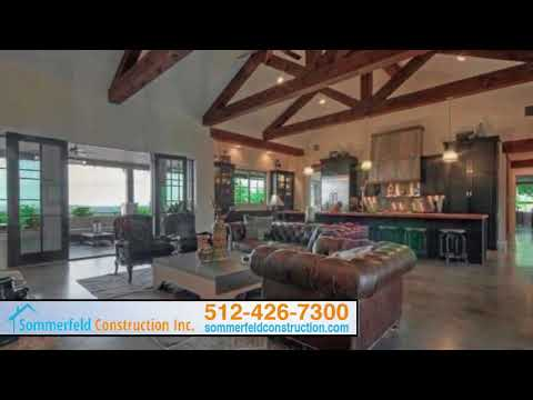 Sommerfeld Construction | Start-To-Finish Building &  Remodeling Solutions | Austin, TX
