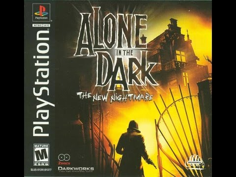 Alone In The Dark The New Nightmare Review Ps1 Youtube