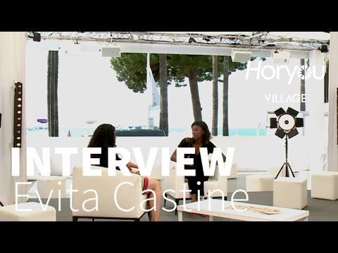 Interview with Evita Castine - Horyou Village @ Cannes Festival 2015