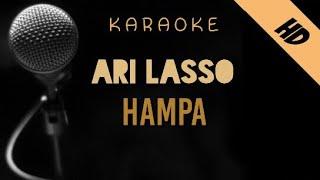 Ari Lasso - Hampa   Karaoke