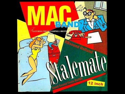 Mac Band - Stalemate (12inch version) HQsound