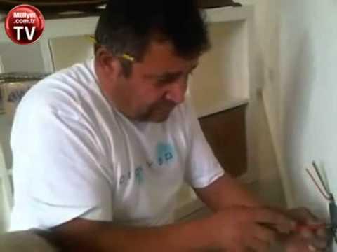 klarnet yutmus adam