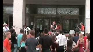 ДЖАМП в День Молодежи, 2006 год.