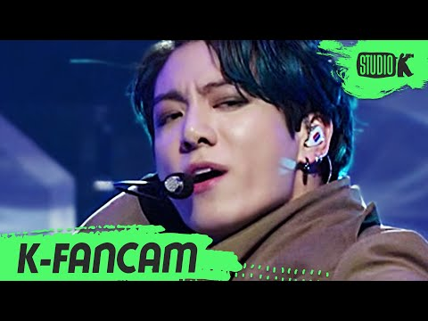[K-Fancam] 방탄소년단 정국 직캠 'ON' (BTS Jungkook Fancam) l @MusicBank 200228