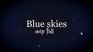 SSO - BLUE SKIES  MEP ✨ 