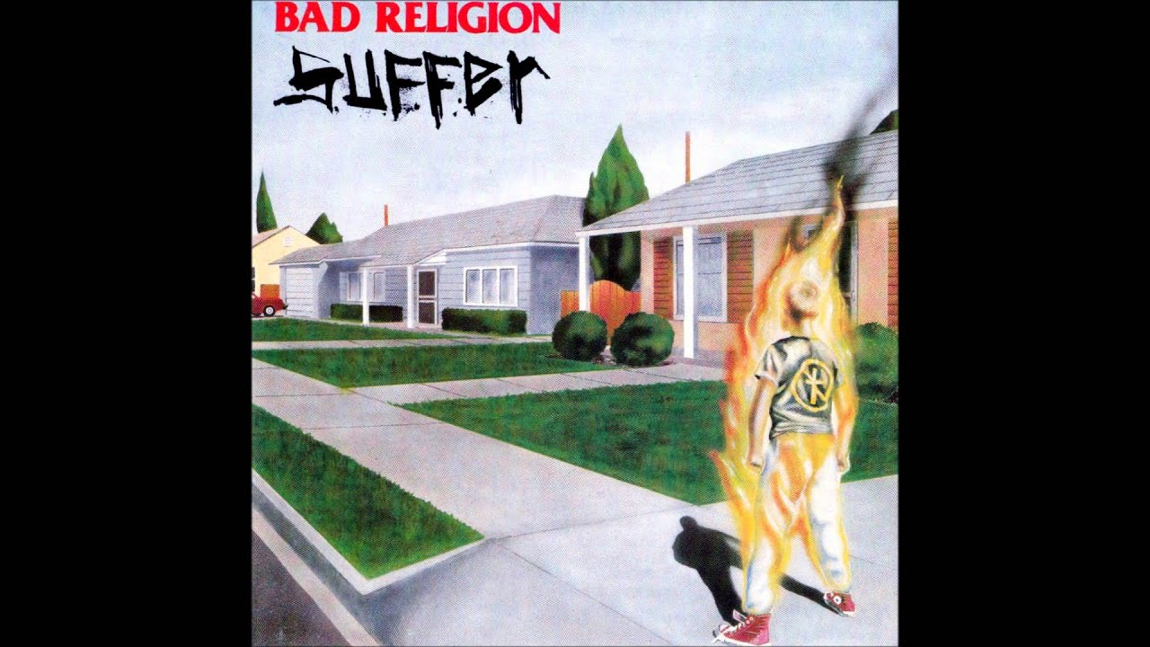 Bad Religion - Suffer (Full Album)