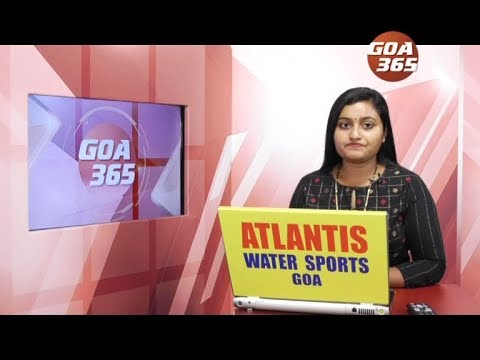 GOA 365 17th Dec 2019 ENGLISH NEWS BULLETIN