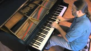 Burgmüller: Arabesque, Op. 100 No. 2 | Cory Hall, pianist-composer