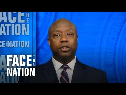 """Tim Scott says """"significant numbers"""" of Republicans willing to support police reform"""