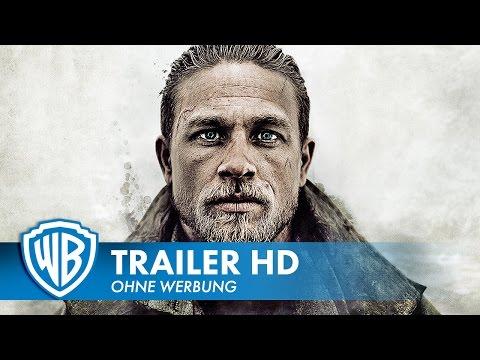 KING ARTHUR: LEGEND OF THE SWORD - Trailer #3 Deutsch HD German (2017)