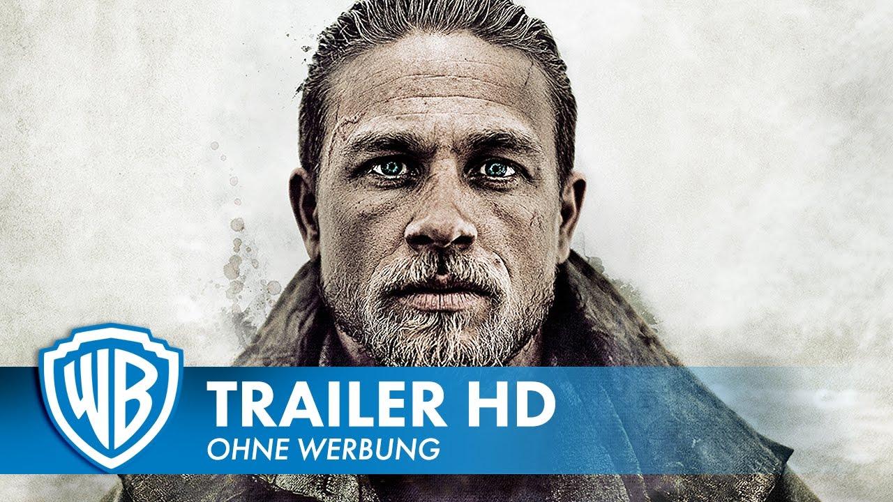 King Arthur Legend Of The Sword Trailer Deutsch