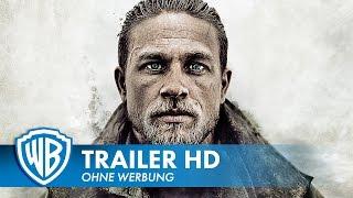 KING ARTHUR: LEGEND OF THE SWORD - Trailer #3 Deutsch HD German (2017) | Warner Bros. DE