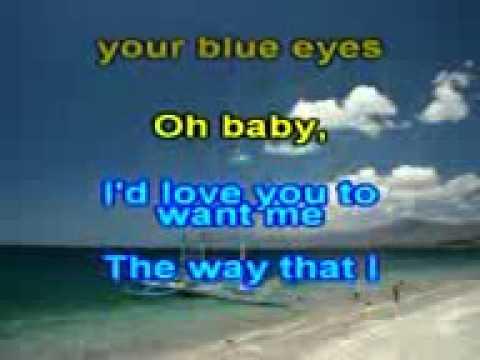 Lobo - I'd love you to want - KARAOKE