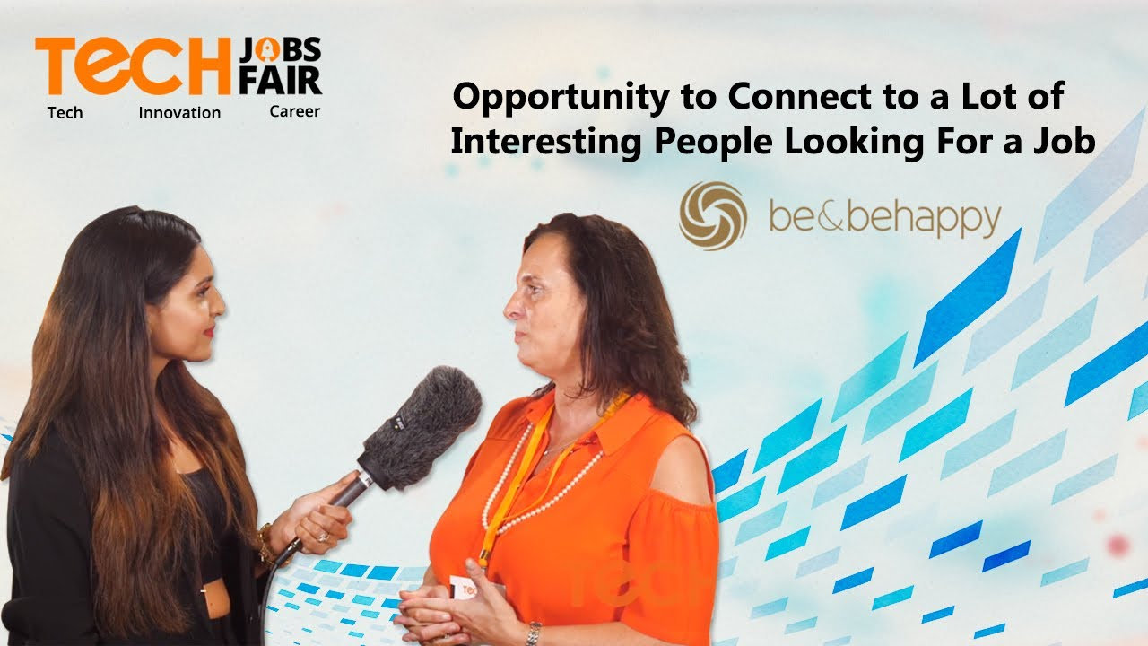Tech Jobs Fair - Bringing Together Companies,Talents and