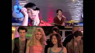 Смотреть клип Jonas Brothers - Keep It Real