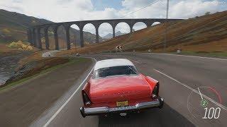Forza Horizon 4 - 1958 Plymouth Fury Gameplay [4K]