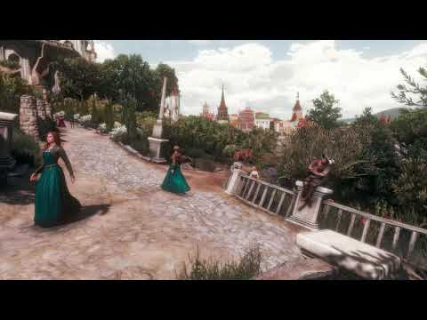 Beauclair Hill Road: Open World Graphics Guide (Like Europe City Street Travel)
