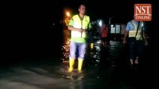 Penang hit by high-tide phenomenon again