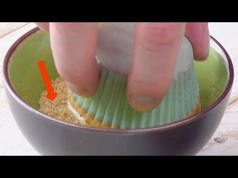 Как красиво украсить кексы