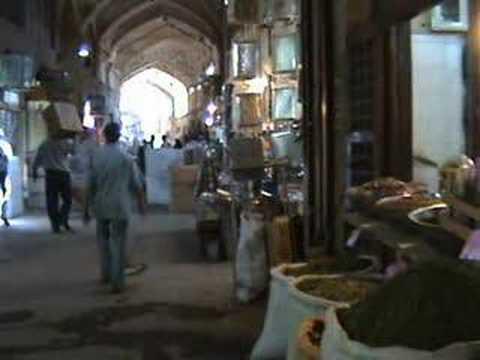 Iran, Kerman, Isfahan, Mashad