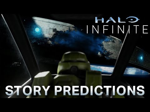Predicting Halo Infinite's Story – E3 2019
