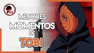 Naruto: Los MEJORES MOMENTOS de TOBI (El Misterioso Hombre Enmascarado)