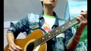 Hướng dẫn chơi guitar tác phẩm A little love [cover by T5Q]