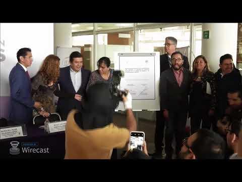 Firma de Convenio con Alcaldía Miguel Hidalgo