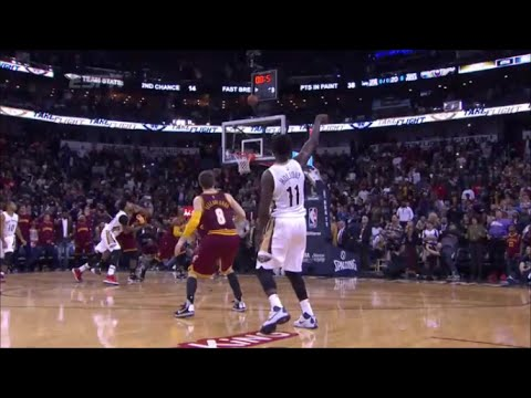 NBA Game Winners/Clutch Shots of 2015-2016 Season
