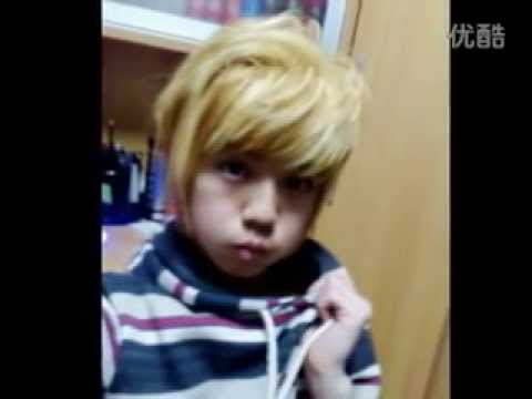 Predebut EXO-M Luhan - I Will Let You Go