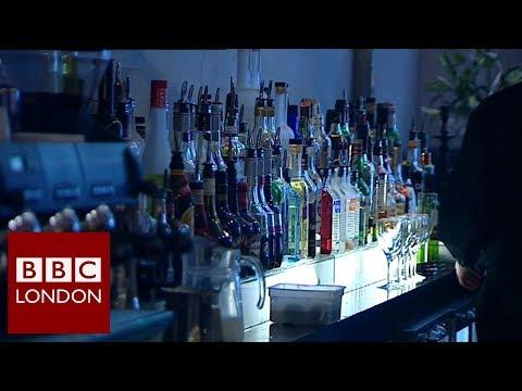 The hidden problem of alcoholism in Britain's Punjabi community. – BBC London News