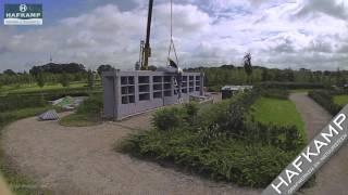 Hafkamp Chinese urnenmuur Kranenburg Zwolle