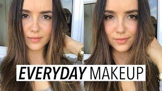 NO-MAKEUP MAKEUP LOOK - Everyday Makeup Routine