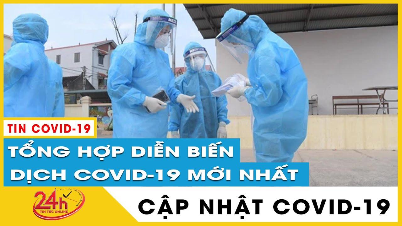 Tin tức Covid-19 mới nhất hôm nay 27/6.Dich Virus Corona Việt Nam mới nhất TP.HCM 40 ca covid-19 mới
