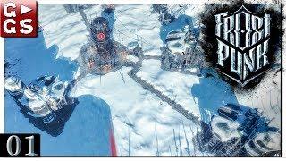 Frostpunk ❄ Überleben in Kälte Simulator ► Saat Kampagne Gameplay #01 deutsch german