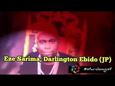 Eze  Sarima Darlington  Ebido  (JP) King of The Youths... Ph