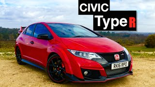 2016 Honda Civic Type R Review 1 Year On - Inside Lane