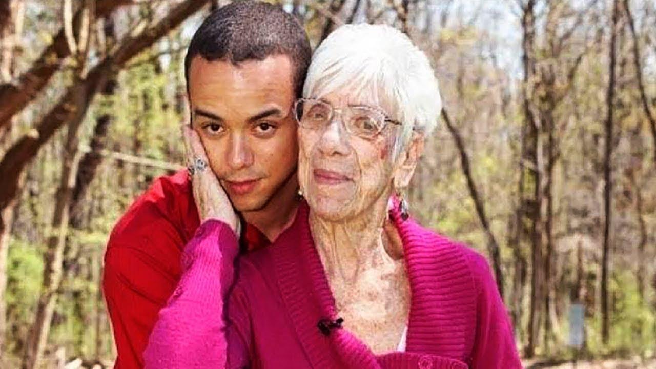 Бабушки любят помоложе