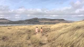 Inch Strand (Co. Kerry, Ireland) - Naturist Blitz March 2016
