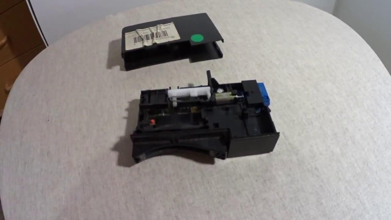 Дубликат ключа чип карты меган 2 - YouTube
