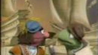 Sesame Street News Flash: Christopher Columbus