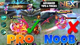 PRO KARINA TUTORIAL 2021 | Pro Guide | Tips & Tricks Mobile Legends