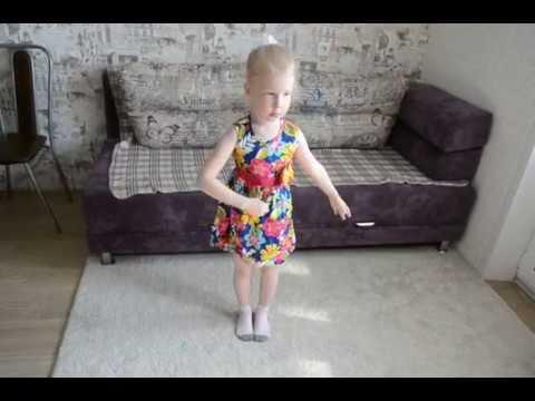 Танец заводной куклы
