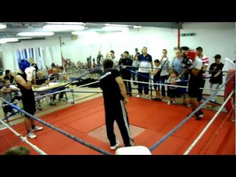 Chechen vs Arab boxe ll